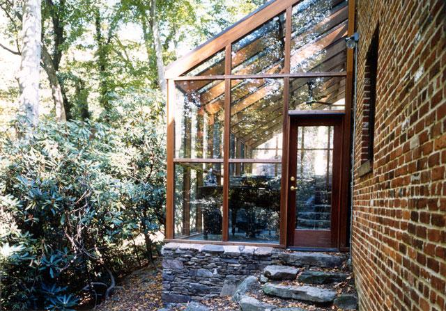 Classic Lean-To Conservatory