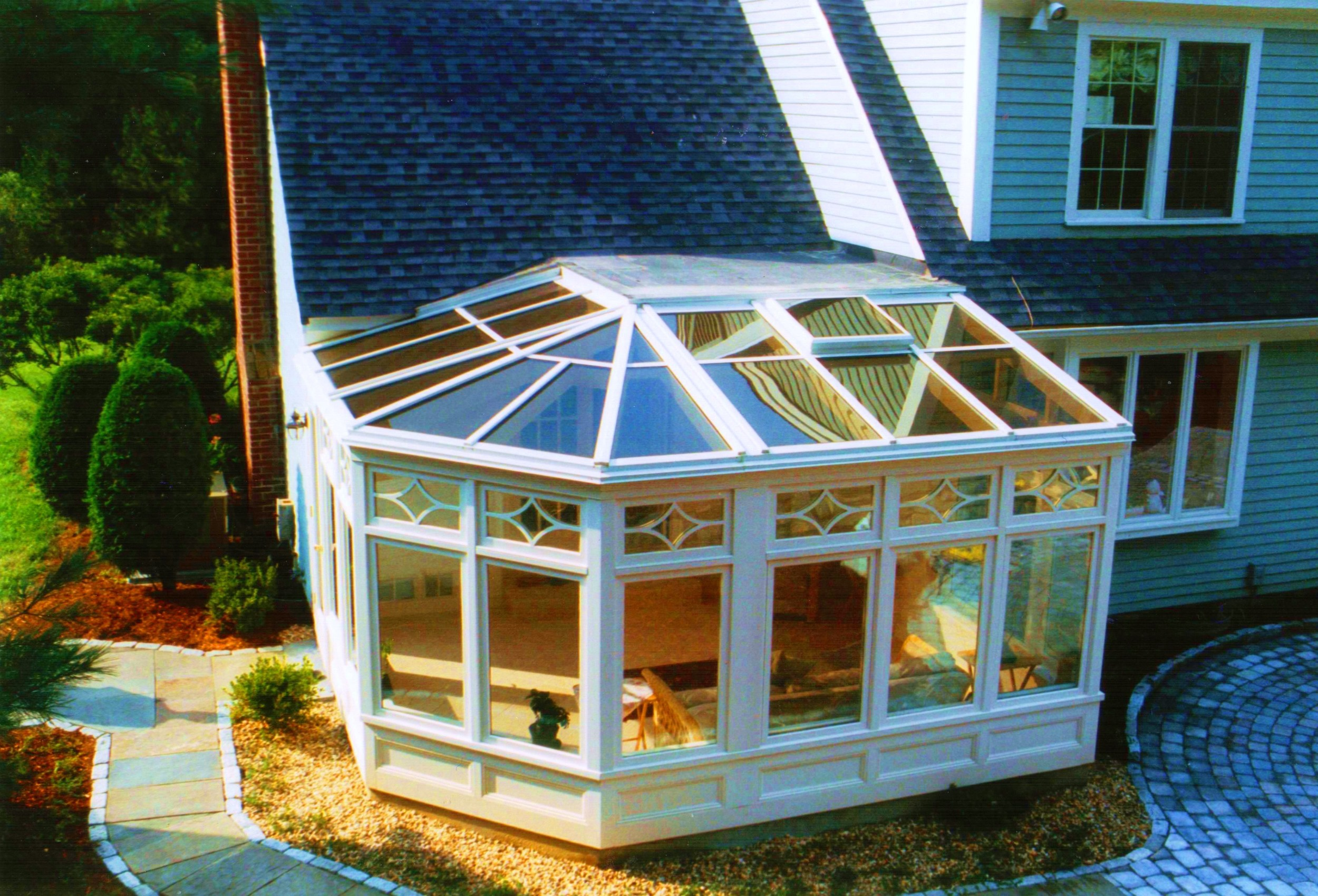 Family Sun Room / Glass Enclosure