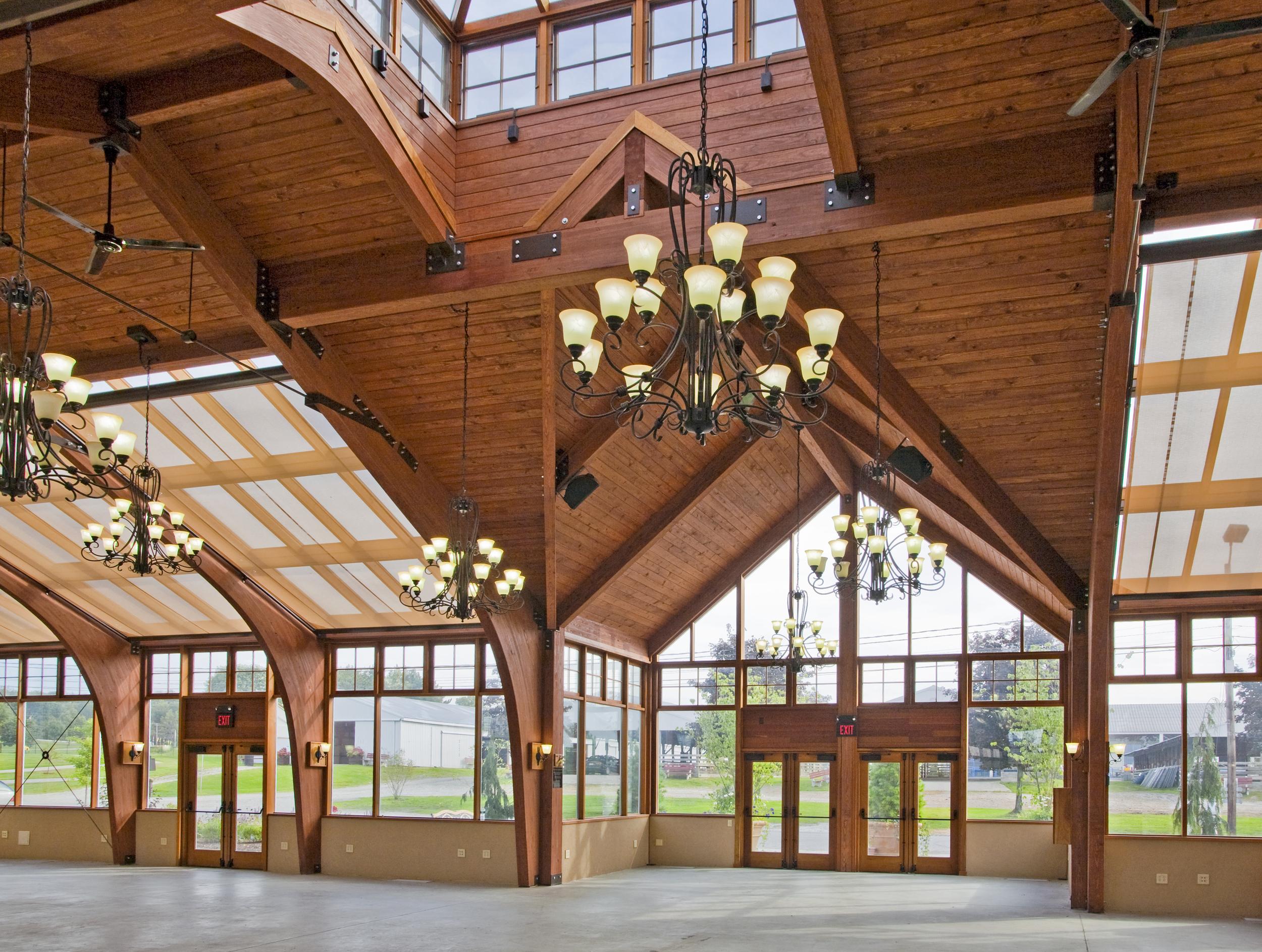 Banquet Hall Conservatory (Interior)