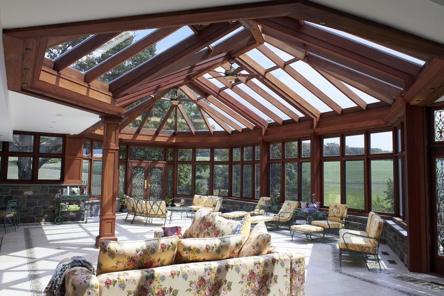 Custom Conservatory (interior)