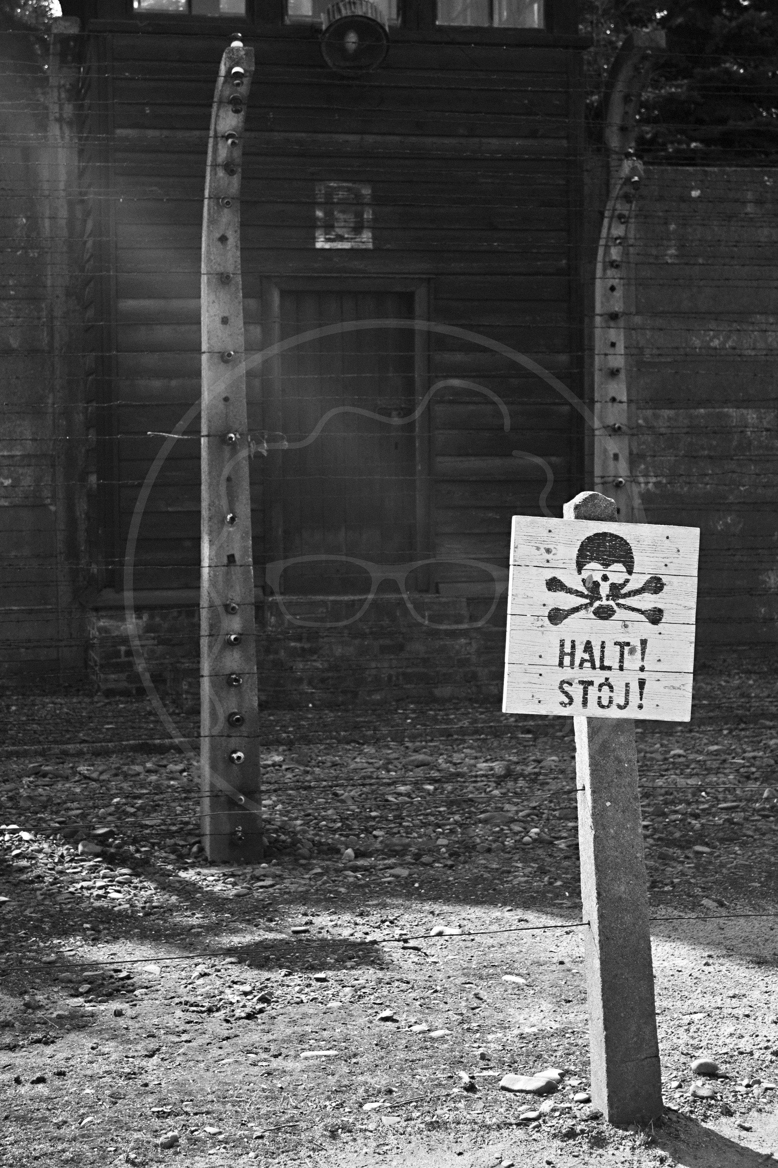 2015 Best of Photography Finalist  Halt! Stoj! | Auschwitz, Poland | 2014