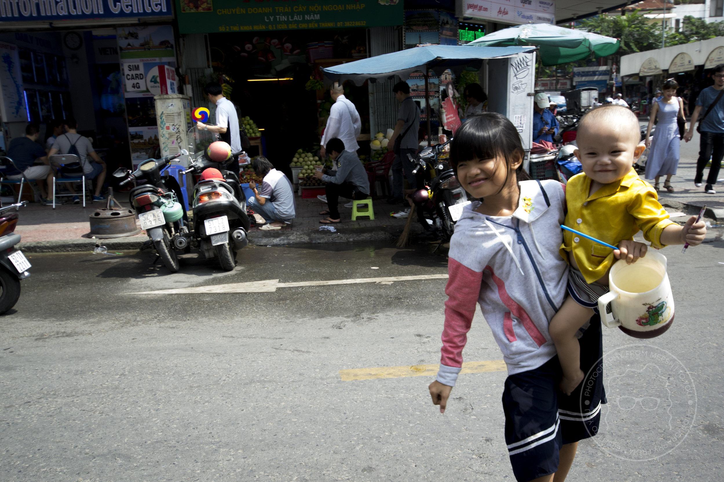 Children of Saigon | Ho Chi Min City, Vietnam | 2017