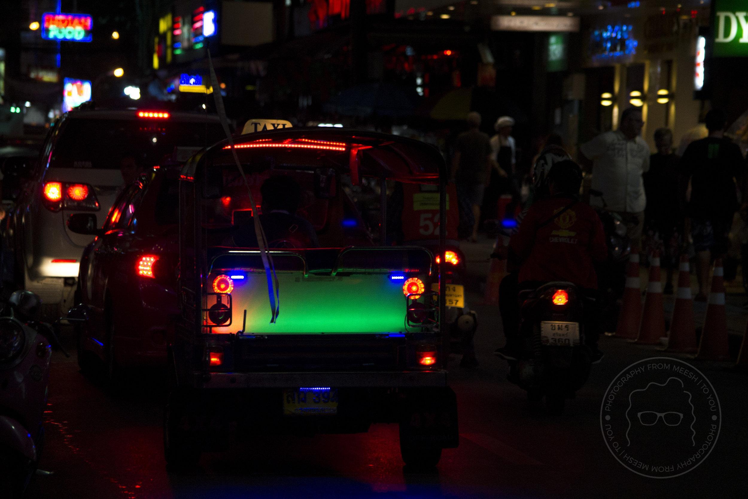 Night Life | Bangkok, Thailand | 2017