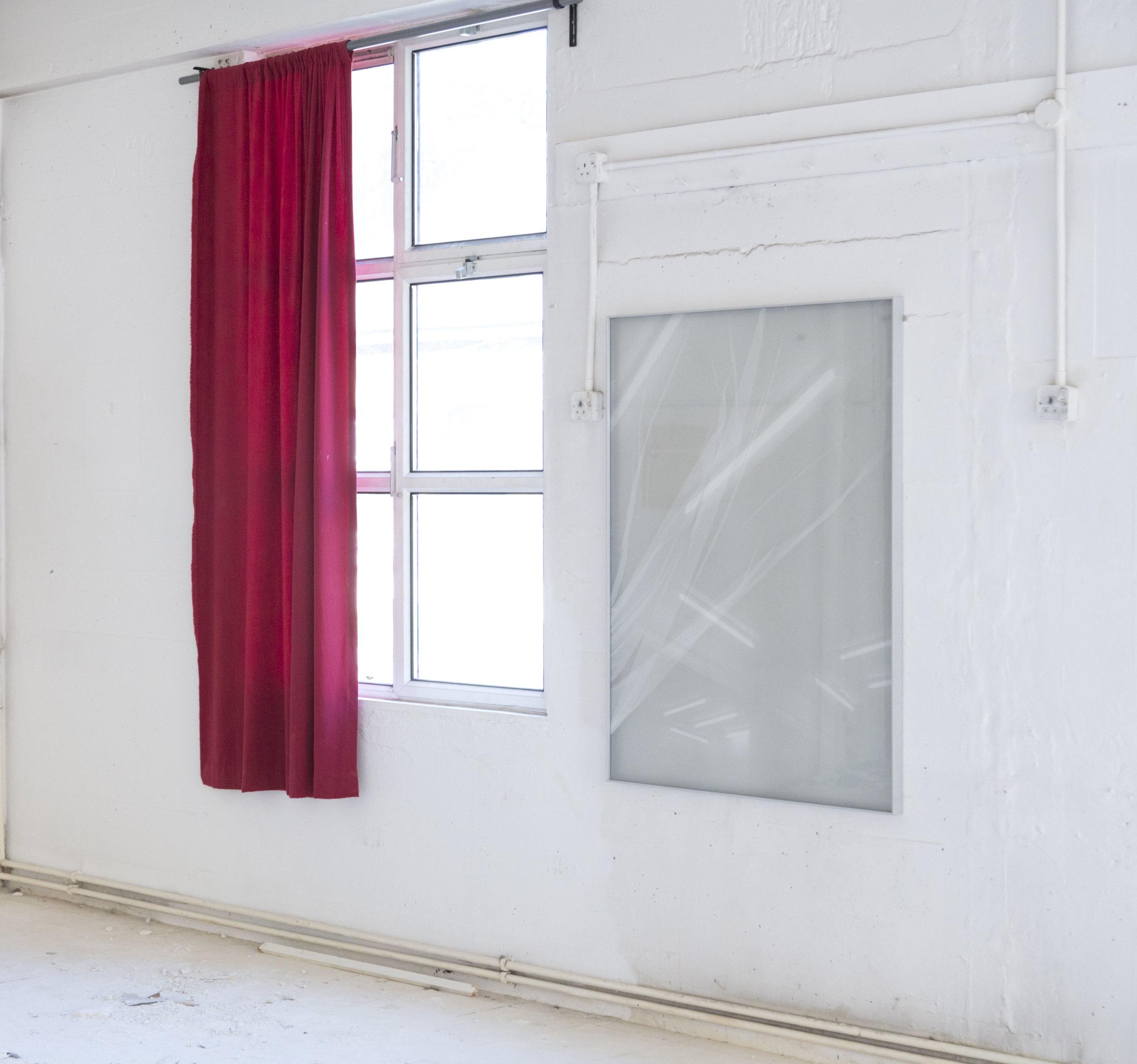 Enterprise House, London, 2017  UV print on glass