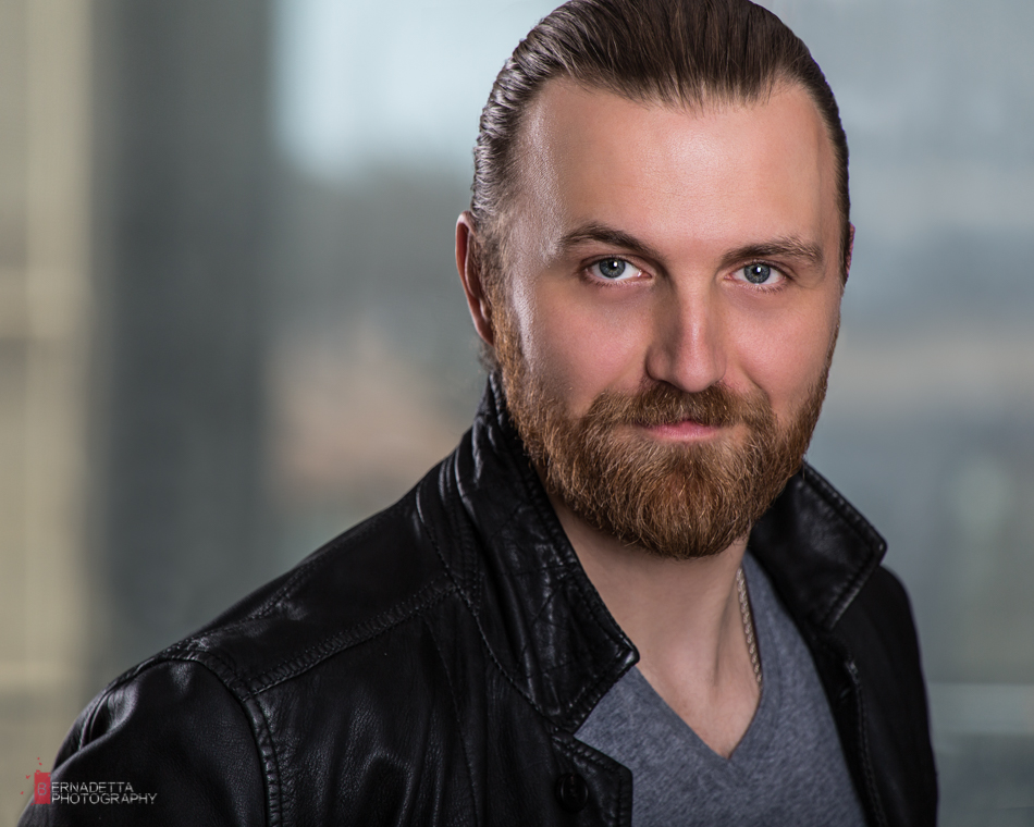 Acting headshots in Chicago