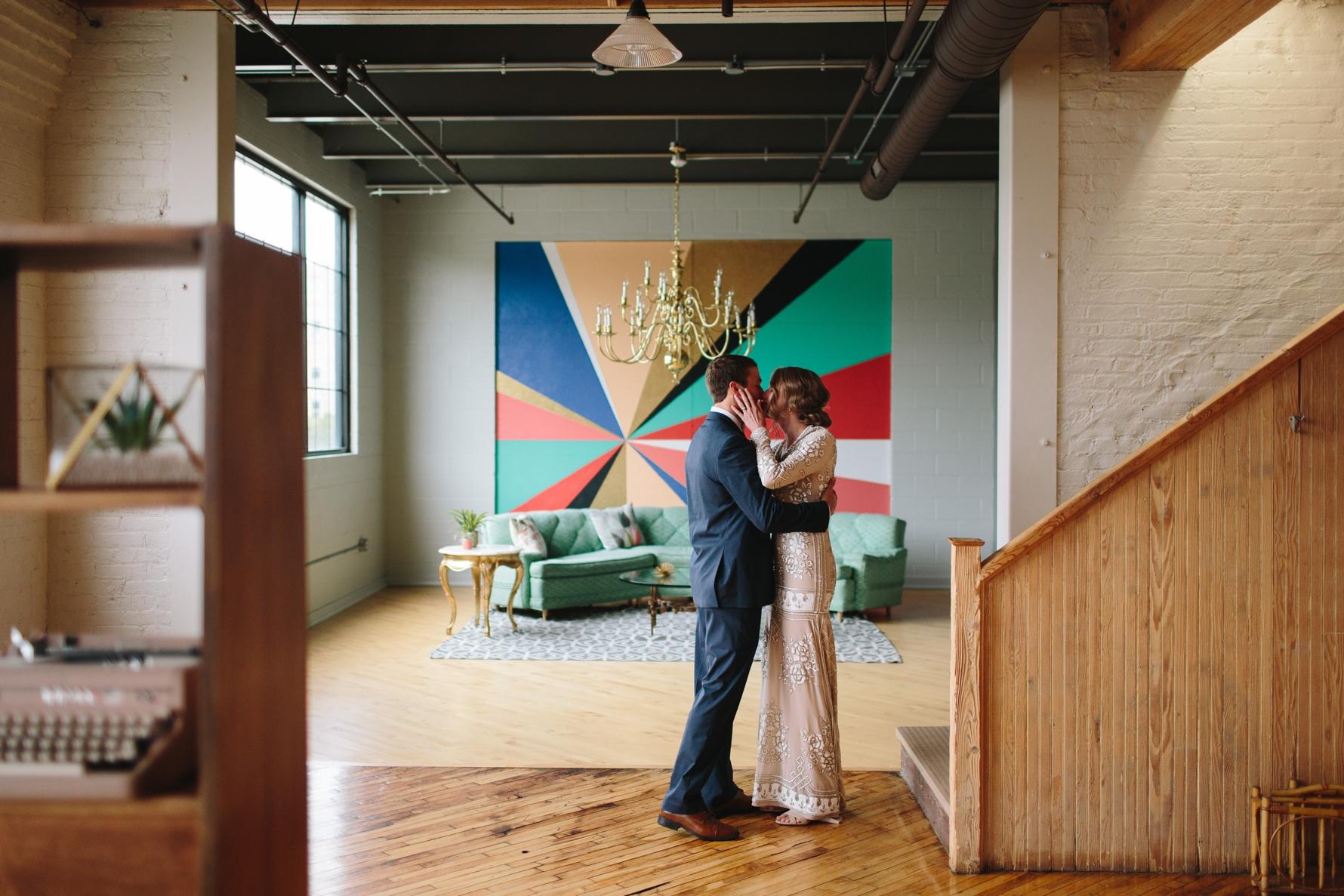 Kristine + Anthony's Grand Rapids Wedding
