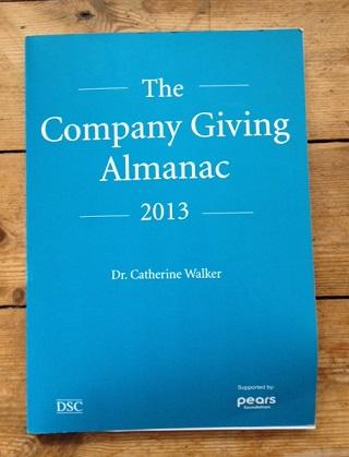 Company Giving Almanac