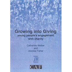 Growing into Giving