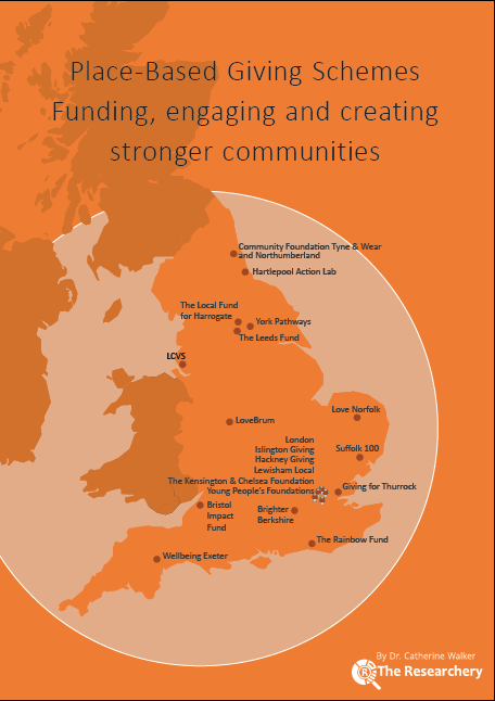 Place-based giving schemes