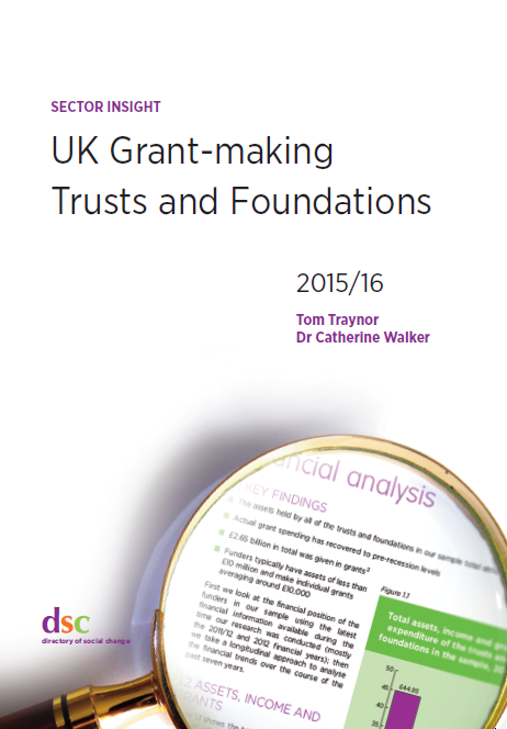 UK grant-making trusts and foundations