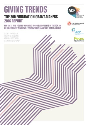 Foundation Giving Trends 2016