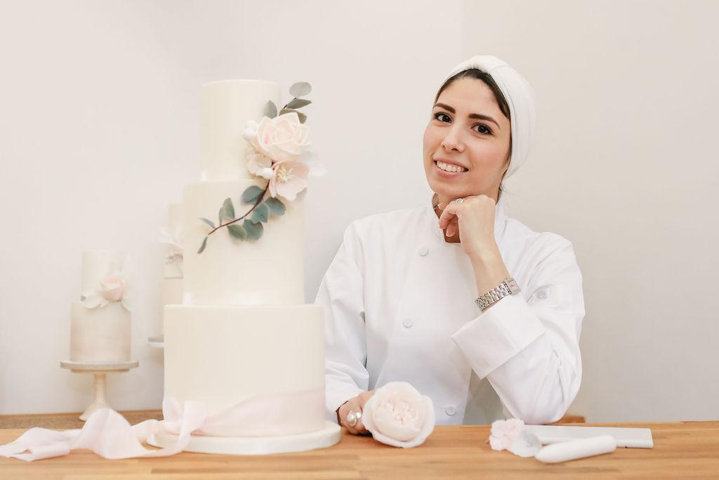 luxury wedding cakes cambridge