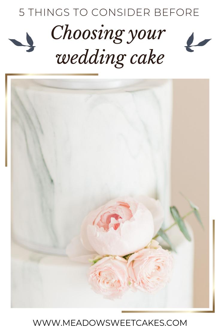 wedding cakes hertfordshire