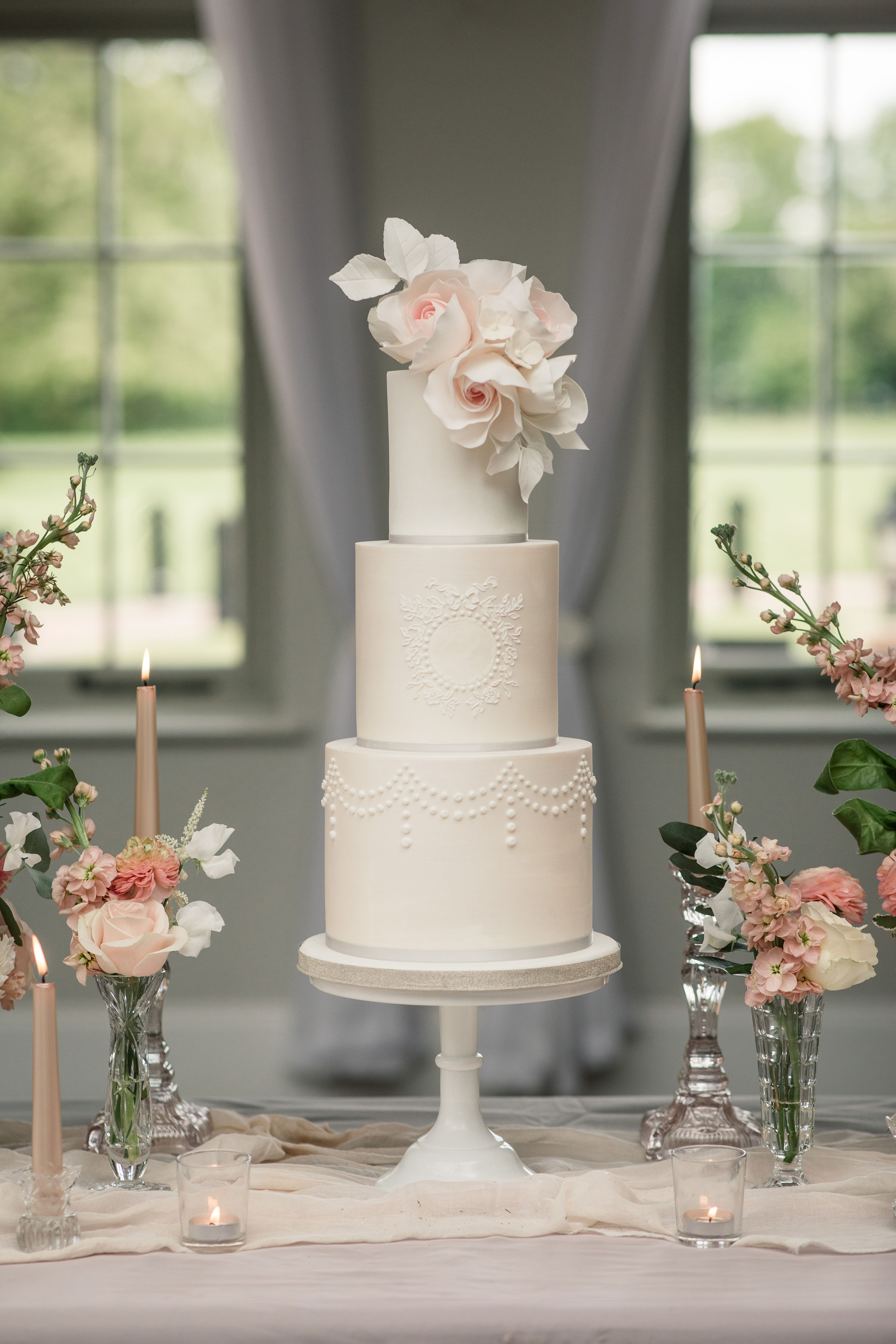 Offley Place Wedding Cakes
