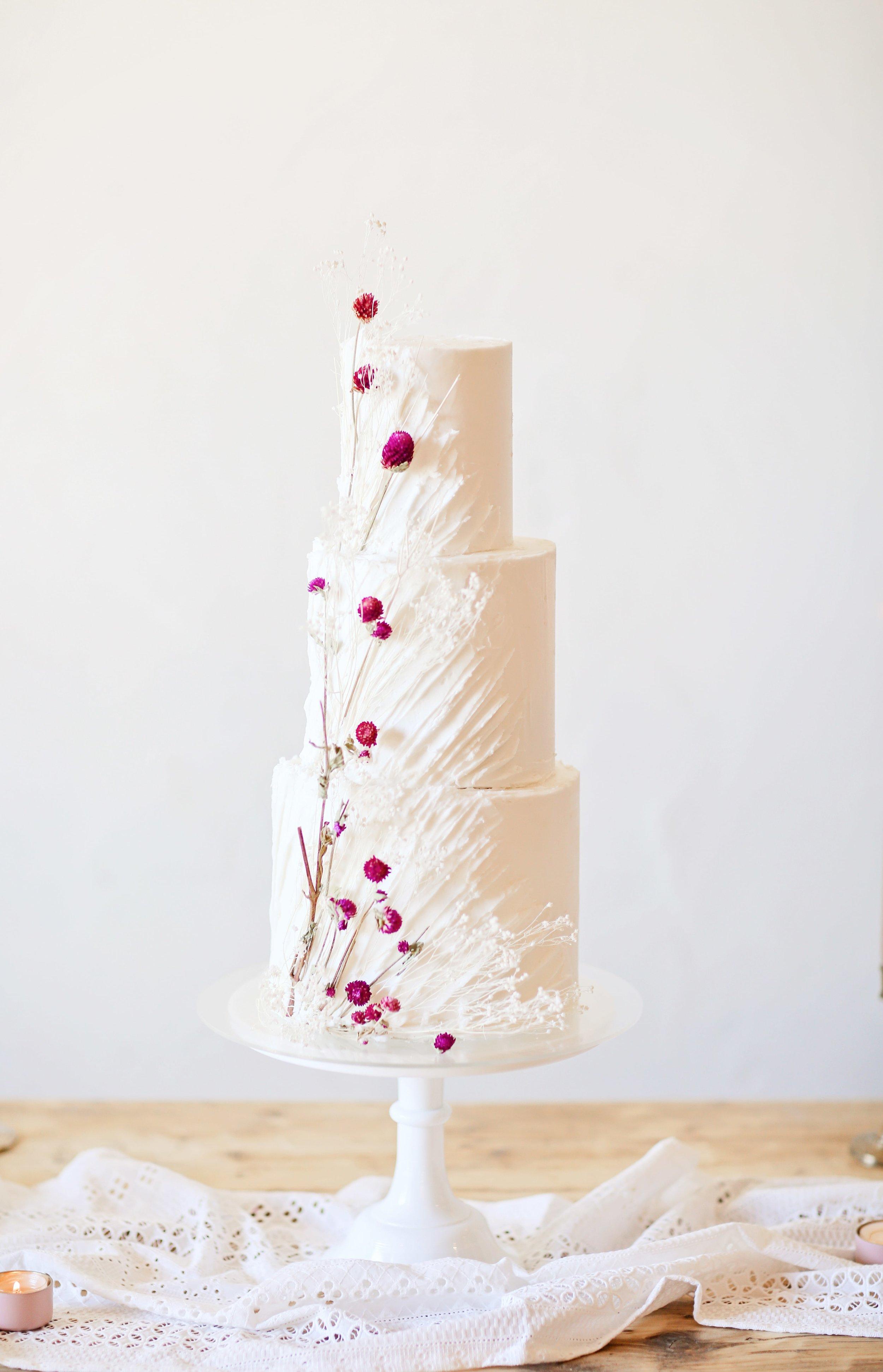 modern cakes Cambridgeshire