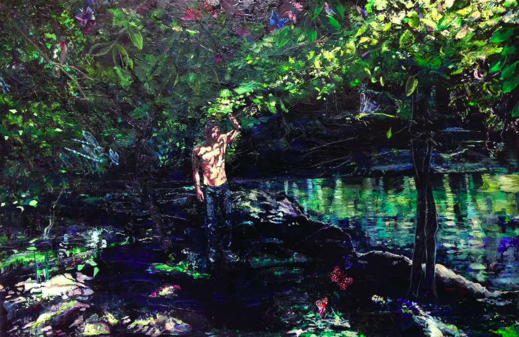 """Garden in the Forest 