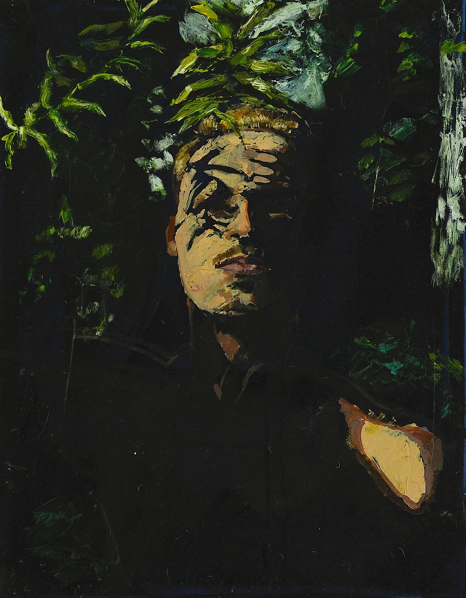 "Sentanta | 18"" x 14"" | Oil on Canvas | 2015"