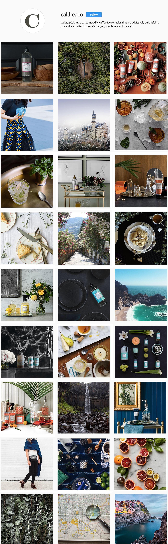 Caldrea Instagram