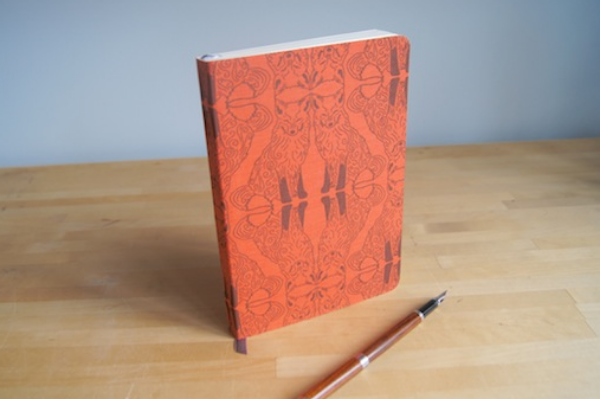 Soft-cover Text Block Binding