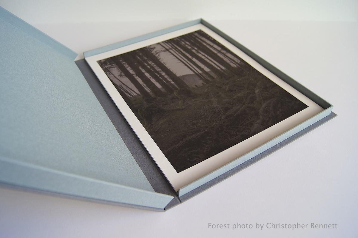 Professional Photographer Portfolio Box