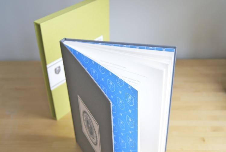 Custom Gift Book