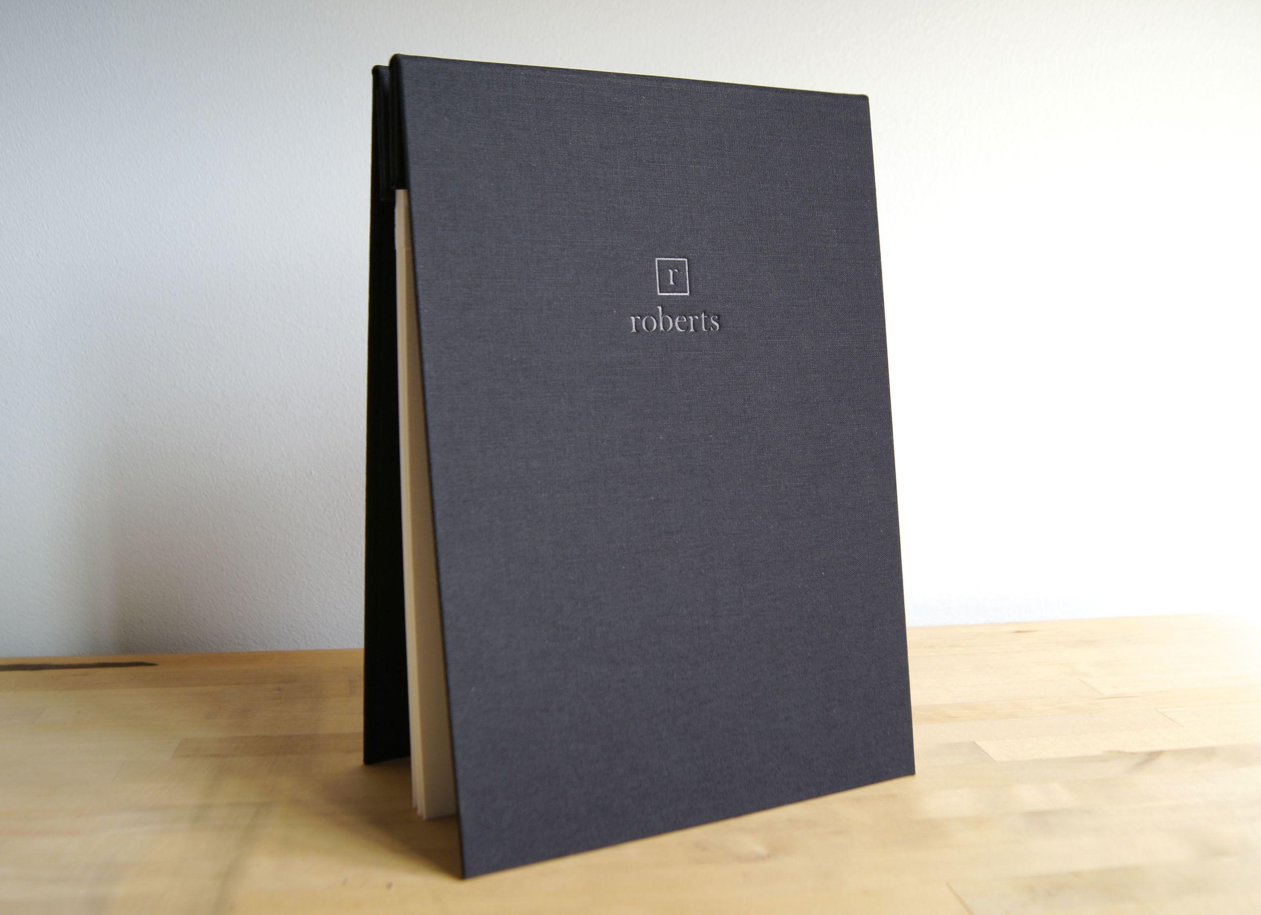 Custom Fabric Swatch Book