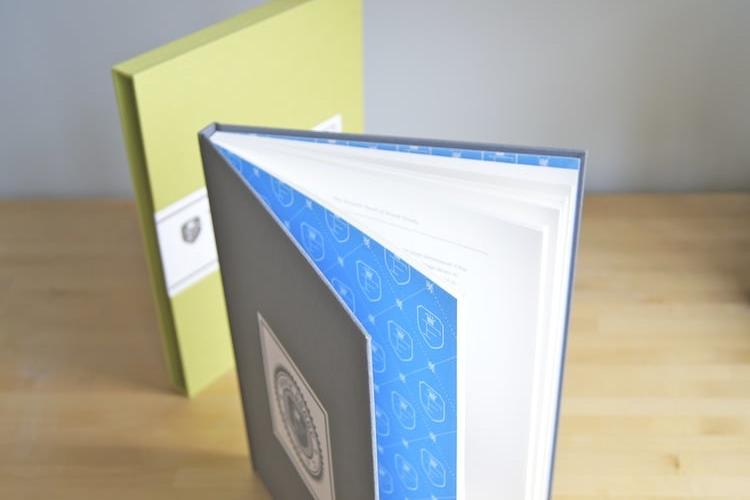 View Custom Bookbinding