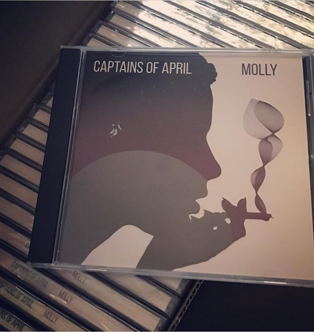 """""""Molly"""" is one year old today! You can celebrate with us by sharing it with your friends while simultaneously taking shots and dancing in your underwear."""
