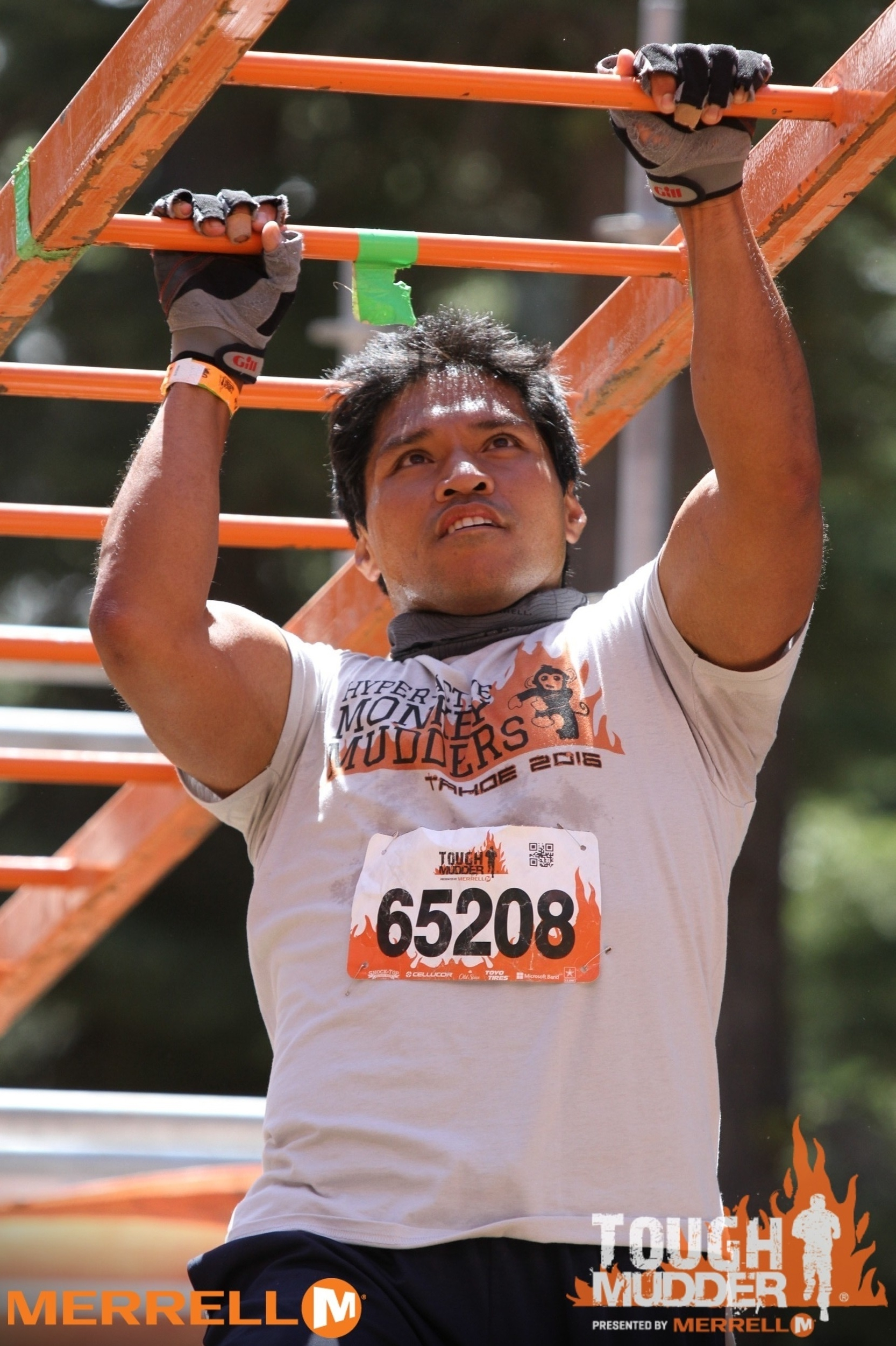 Tough Mudder and Adventure Races are all about overcoming obstacles!