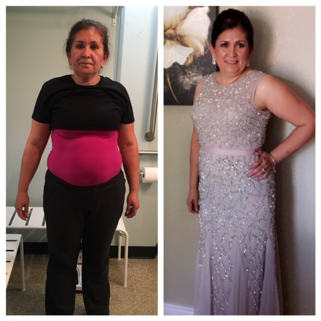 Laura always thought she would never be able to run on a treadmill or do sit ups. You should see her doing them beautifully now!
