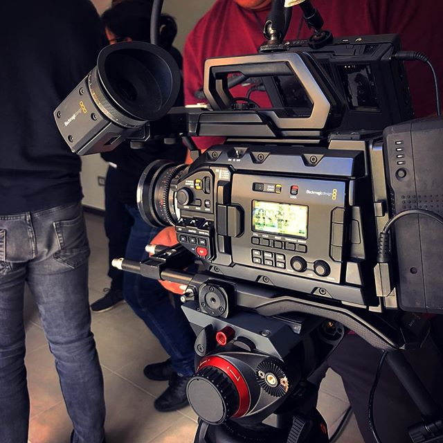 Who has worked with this camera? - - - #optimussound #optimus #sound #location #locationsound #camera #blackmagic #cine #film #movie #movies #fun #job #gear