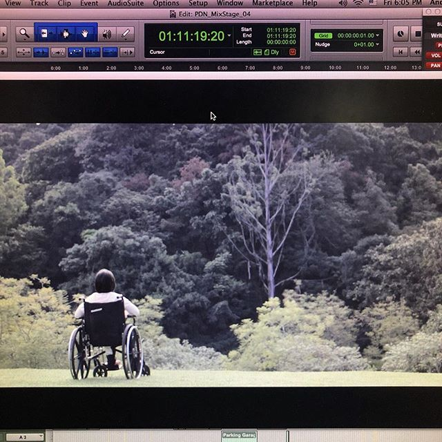 Finishing up another short film :) - - - #optimussound #optimus #sound #post #movies #film #movie #shortfilm #nature #nice #photooftheday #job