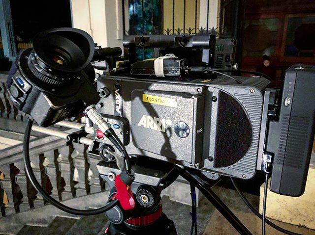 Beast. - - - #optimussound #optimus #sound #arri #alexa #arrialexa #camera #gear #film #movie