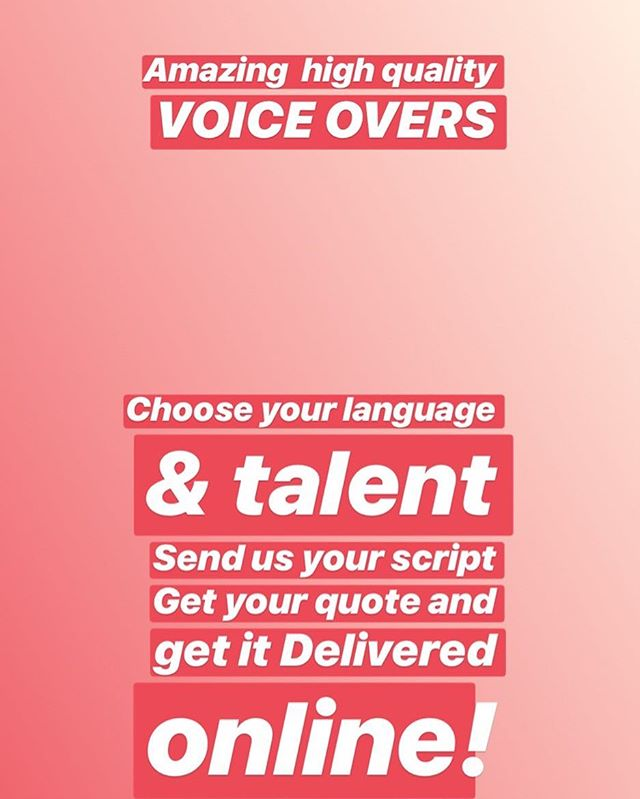 Link in bio☝🏼 - - - #optimussound #optimus #sound #vo #voiceovers #recording #audio #film #movie #films #movies #commercials #tv  http://optimus-sound.com/vocatalog/