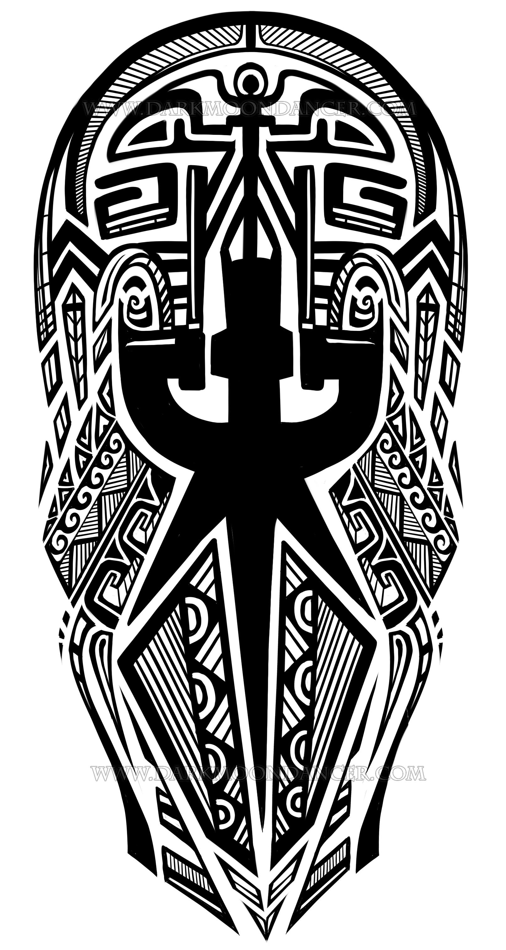Tribal Halfsleeve