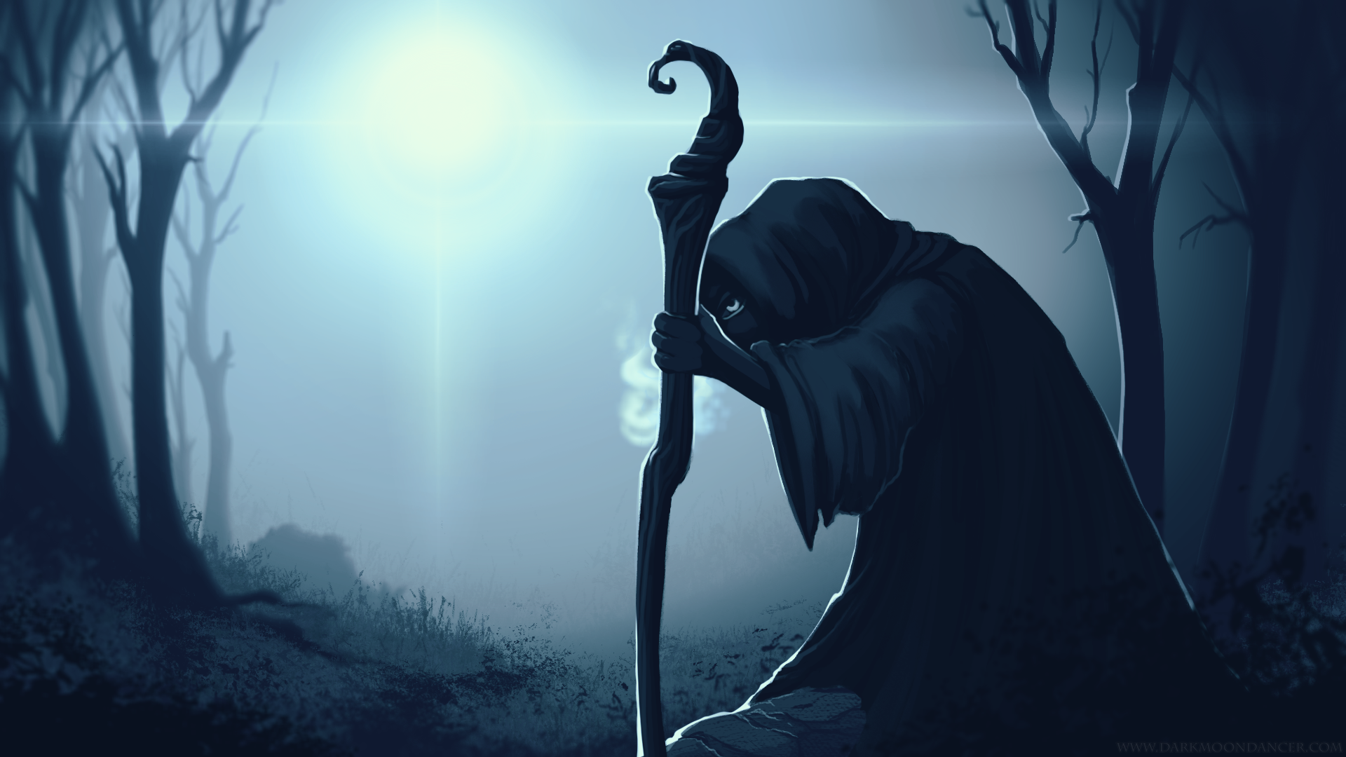 Dark Night Sorcery - 2016-4