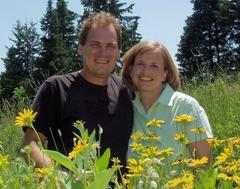 Tom and Nancy, Burke Mountain Founders