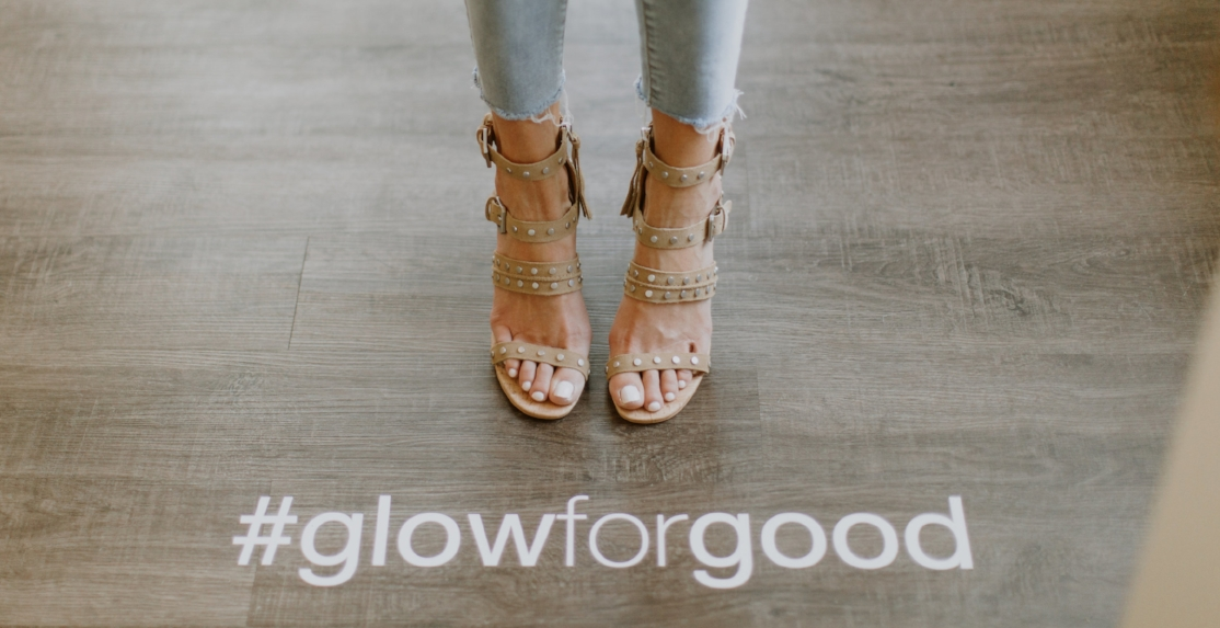 glow for good the glow lounge