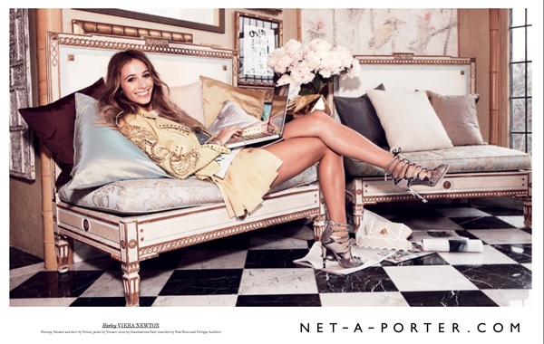 NETAPORTER CAMPAIGN