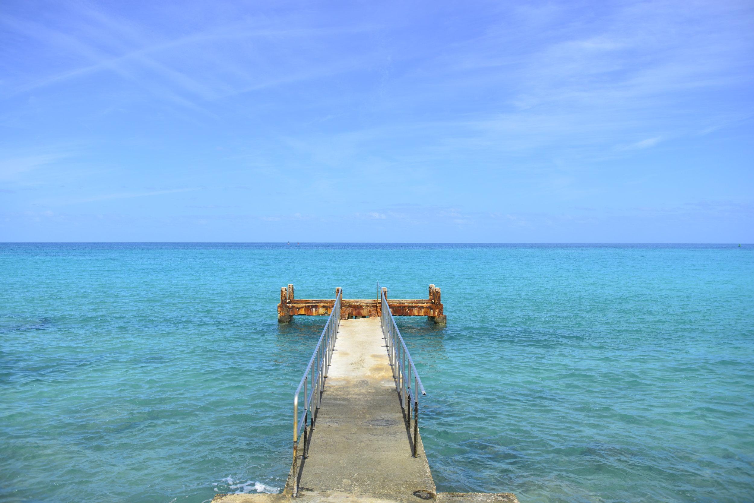 Near Fort St. Catherine - Bermuda - Dana Chirps