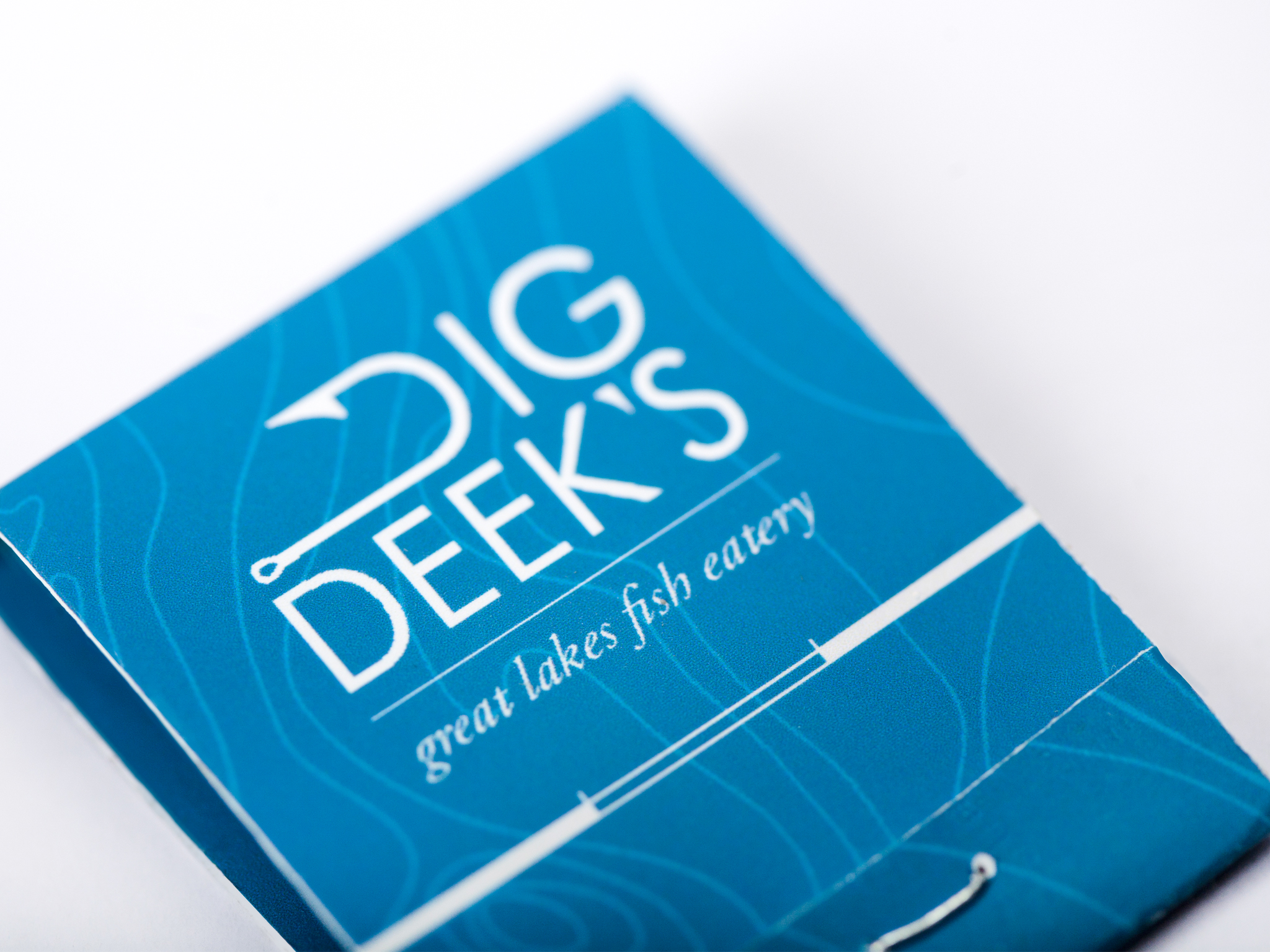 Dig Deek's   Branding, packaging & marketing