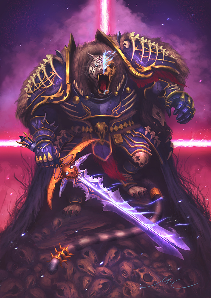 Avadon, Death's Chosen