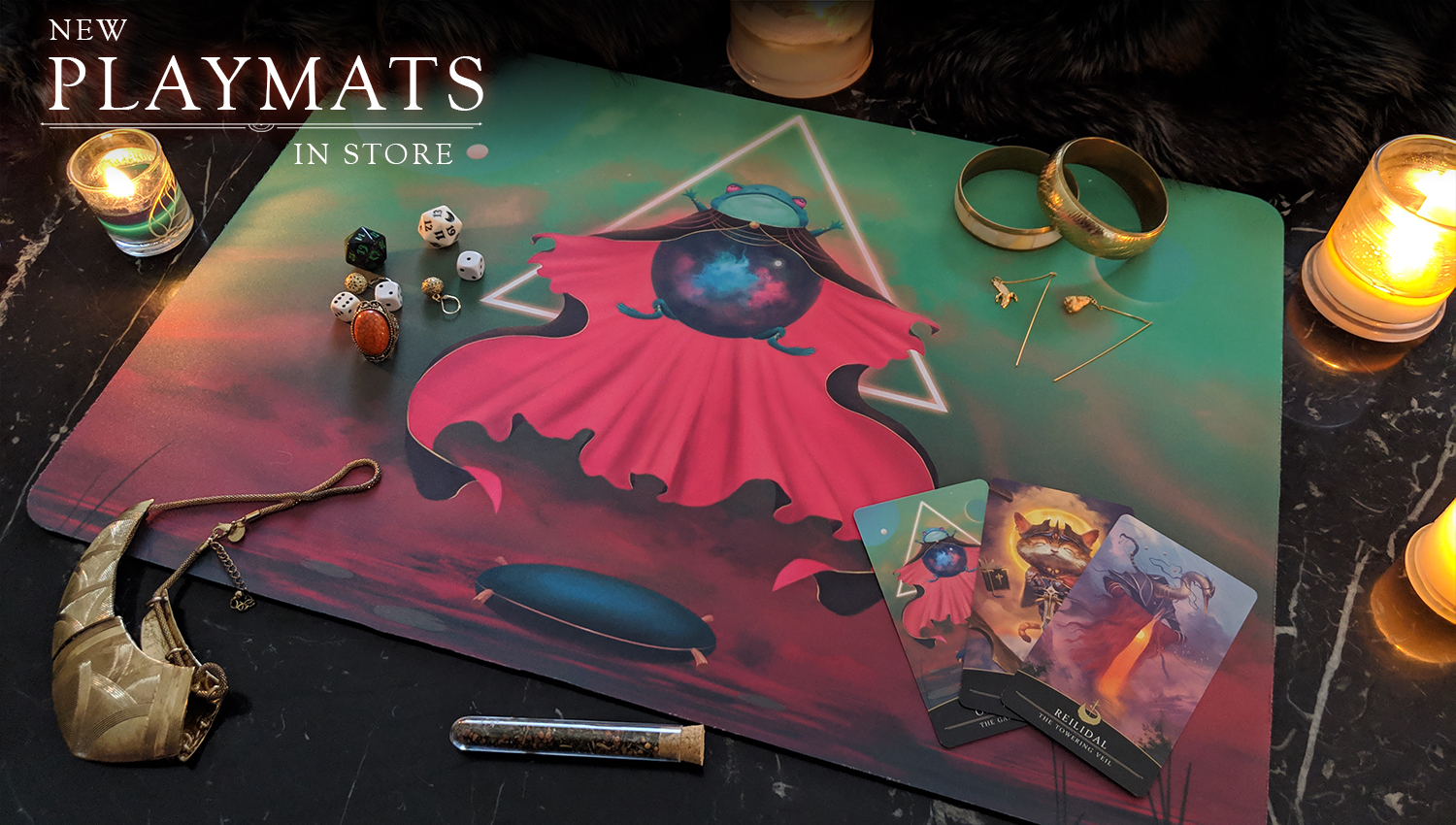 New Playmats Available