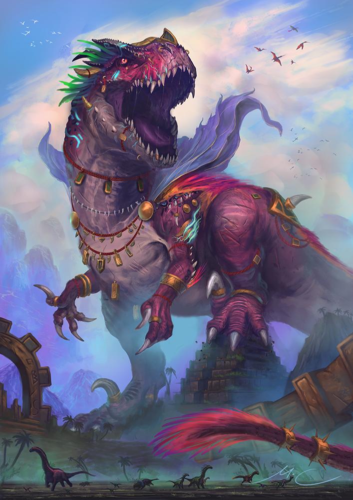 Gor-tu'loq, the Tyrant's Maw