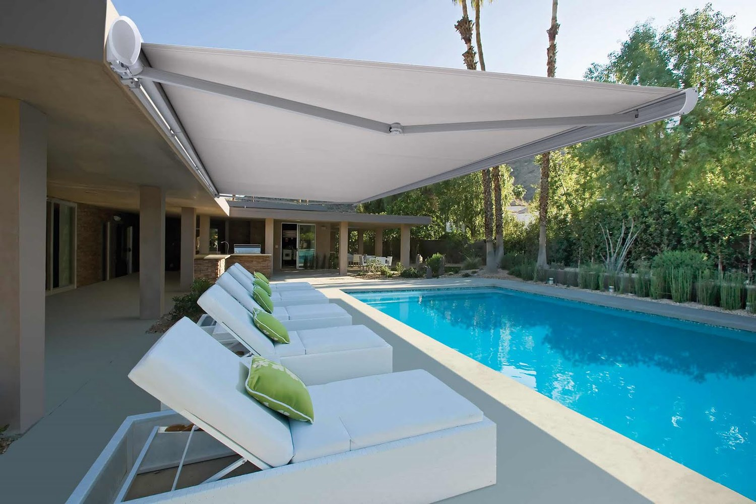 know about different sizes of patio