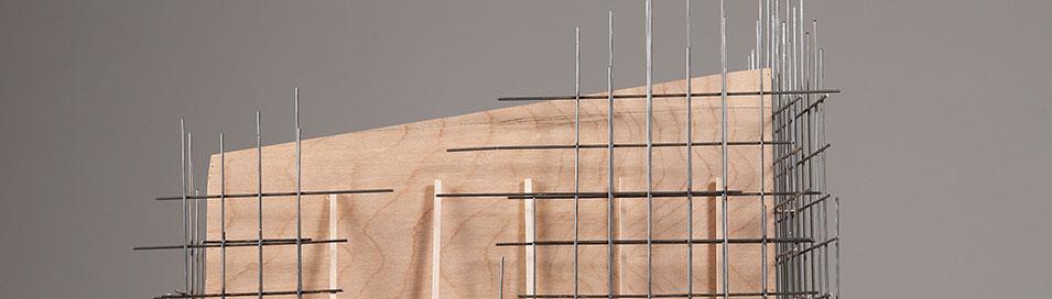 BUILDING (SELF PORTRAIT),  2012