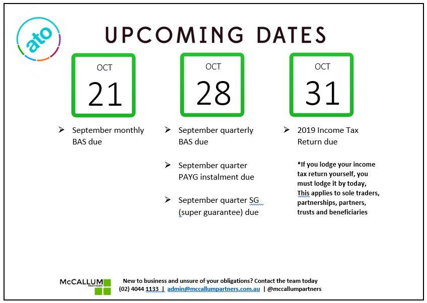 October Upcoming Dates.JPG