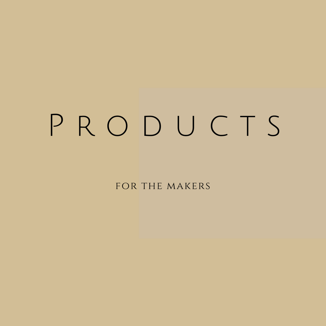 For the Makers & Creators, have your products stylised for your online store