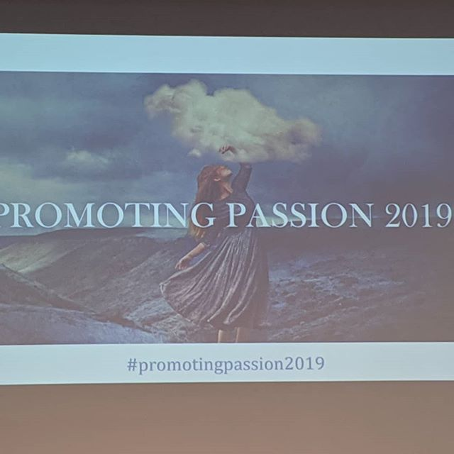 Getting creative inspiration from one of my favorite photographers Brooke Shaden #promotingpassion2019 #workshop #photography #melbourne
