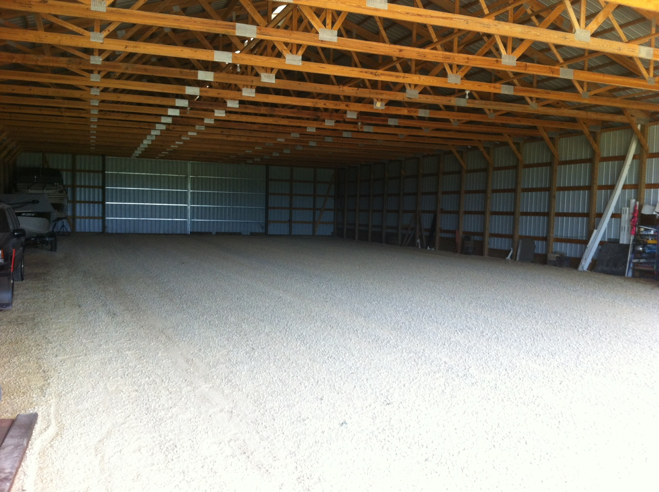 Our experienced drivers can transport your boat to our inside storage facility located in Hastings, MN